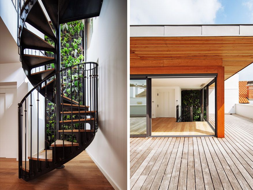 agence d 39 architecture romain th venot r novation d 39 un immeuble saint jean de luz le rex. Black Bedroom Furniture Sets. Home Design Ideas