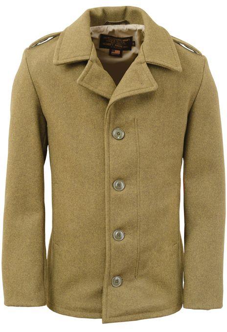 """45ad89354 M41 field coat in 24oz wool 798 29"""" M41 field coat in 24oz wool has ..."""