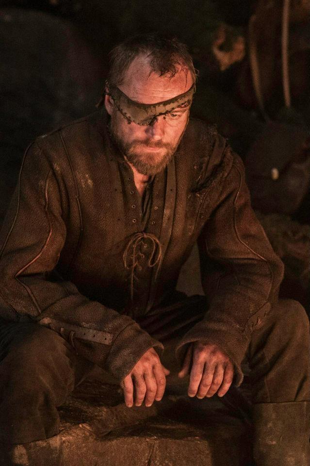 Richard Dormer as Beric Dondarrion – Photo Helen Sloan/HBO