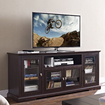 Beachcrest Home Faye TV Stand for TVs up to 78"