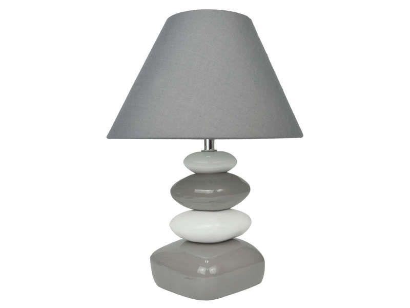 Lampe Coloris En Vente Céramique Blanc Taupe De Bouly q5A3j4LR