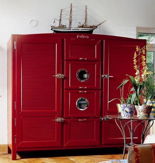 Cook Street Apartments: The Most Beautiful Refrigerators By Meneghini
