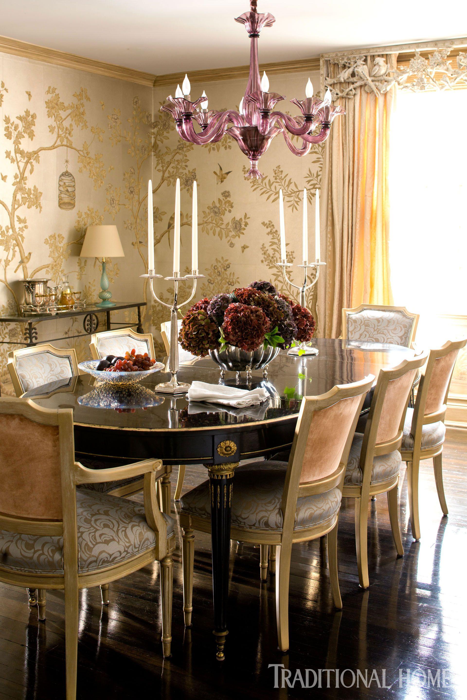 Empty Zest Traditional Home Magazine Traditional House Elegant