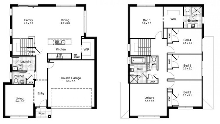 Good Feng Shui Floor Plans For Your Home Feng shui floor