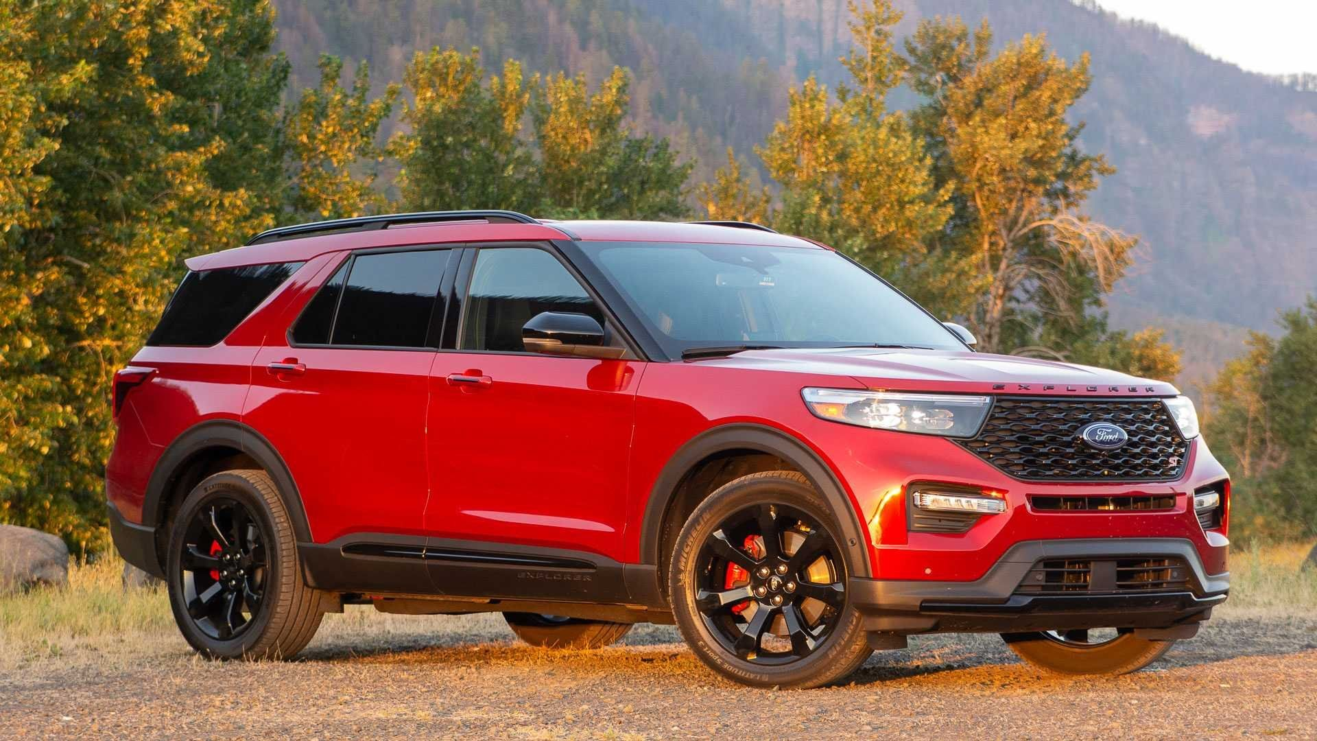 2020 Ford Svt Bronco Raptor Wallpaper In 2020 Ford Explorer