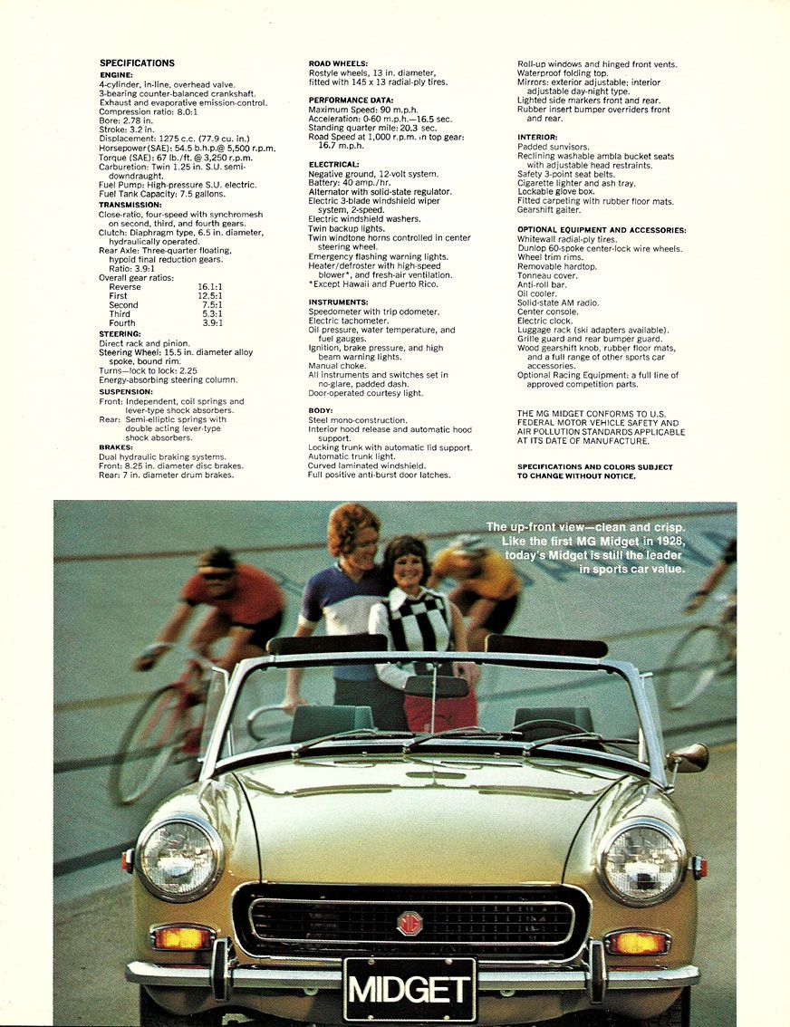 Mg Midget Hershs Mgs Pinterest Alternator Wiring Diagram