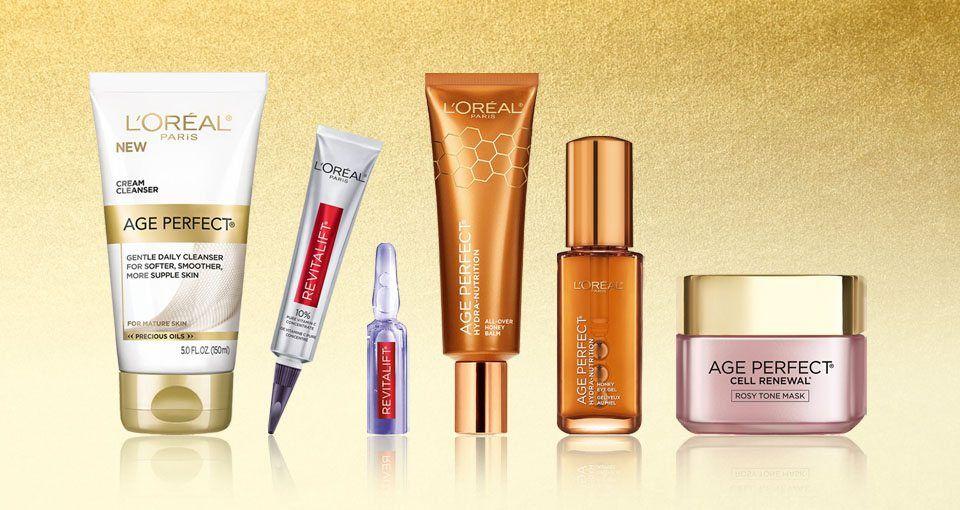 Loreal Pakistan Loreal Makeup Loreal Products Best Anti Aging Anti Aging Skin Products Loreal Shampoo