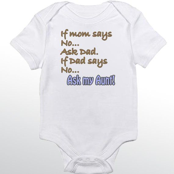 If Mummy Says No Ask Daddy Baby Vests Bodysuits Baby Grows for both Boys and