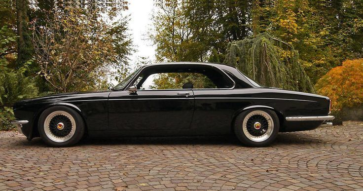Jaguar Xj Mk Ii Coupe Low Tuning Cars For Women Pinterest