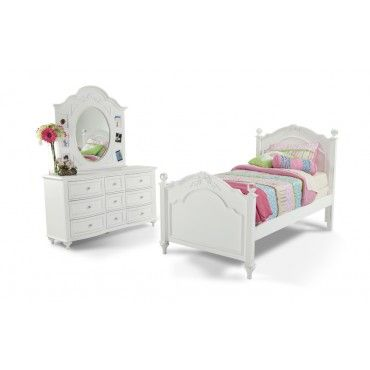 Madelyn 6 Piece Youth Bedroom Set Bob S Discount Furniture Bedroom Set Youth Bedroom