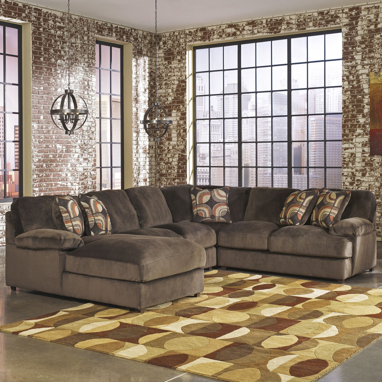 Signature Design by Ashley Weaver Sectional