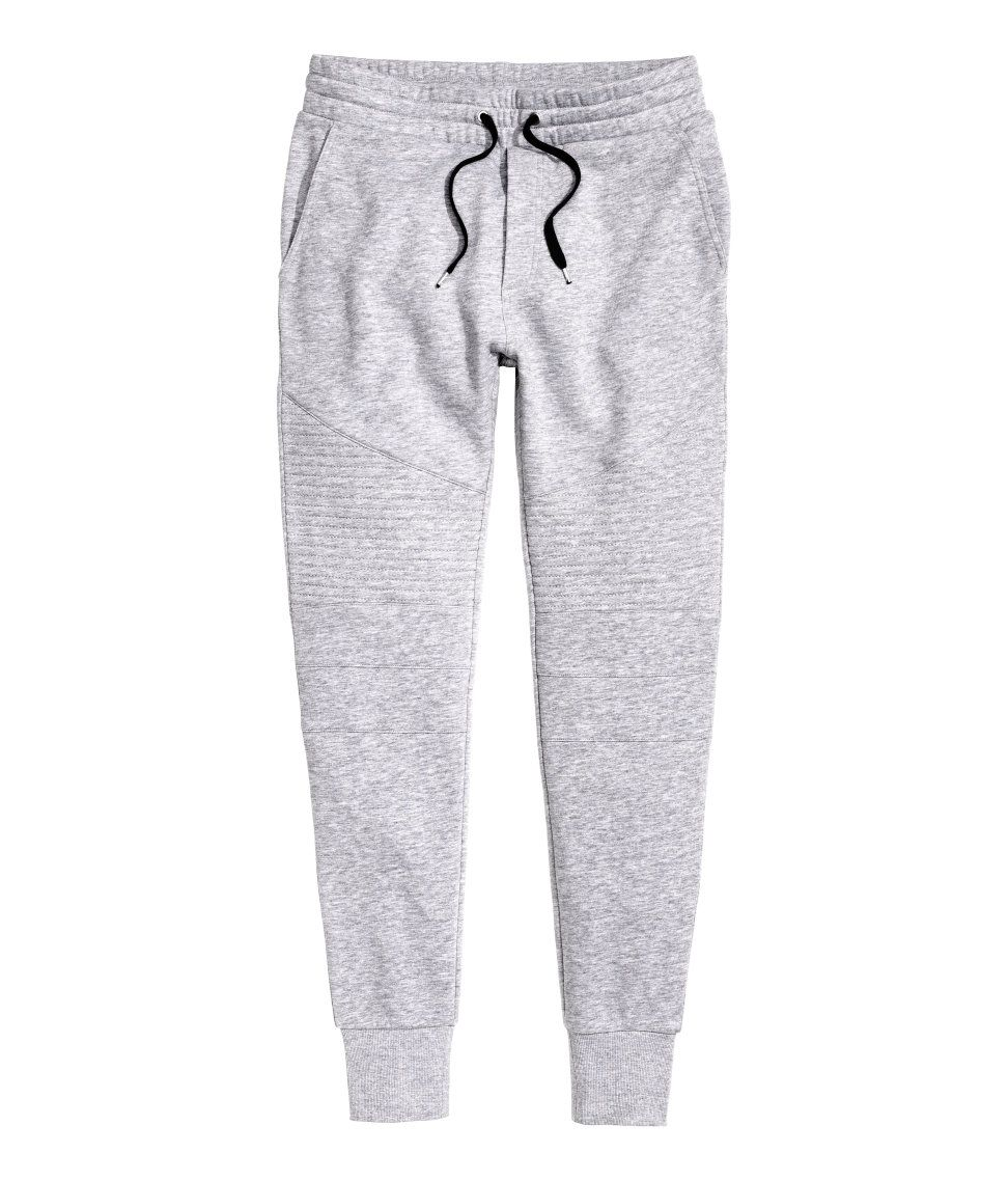 Biker Sweatpants | H&M Divided Guys | Clothes, Shop mens