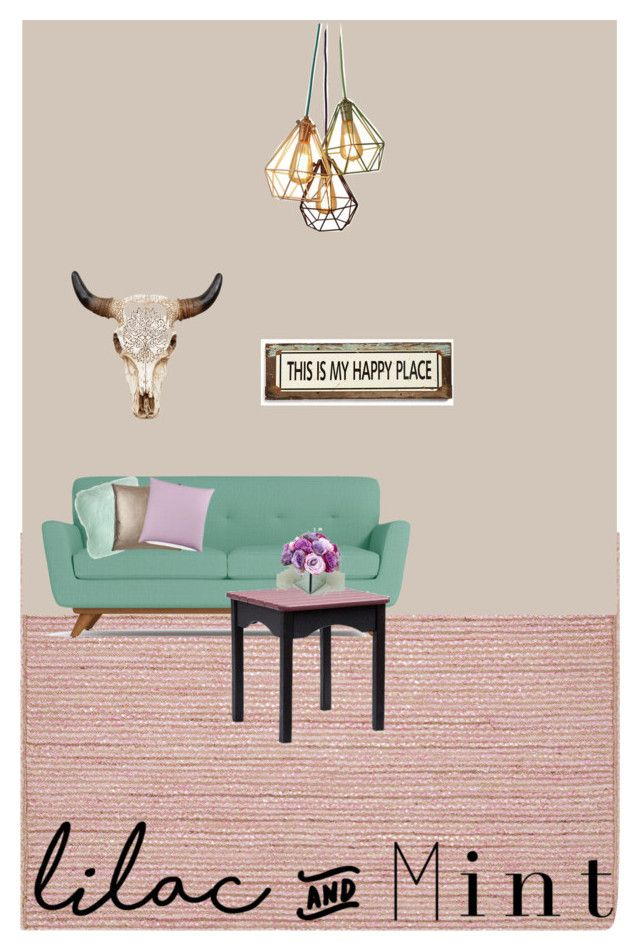 """""""Geen titel #22"""" by silkecrmn ❤ liked on Polyvore featuring interior, interiors, interior design, home, home decor, interior decorating, Chandra Rugs, DutchCrafters, Poncho & Goldstein and Pillow Decor"""