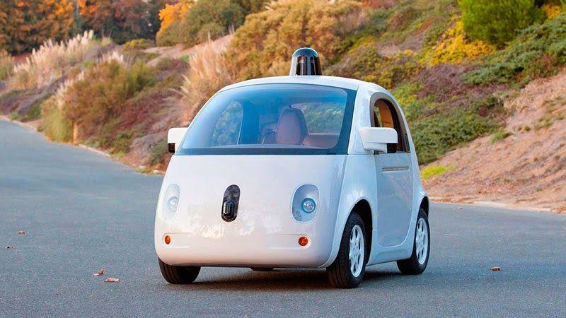 Google Self-Driving Car Project - El primer prototipo real del coche sin volante de Google