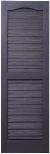 Black Shutters Menards 14x43 Louver Shutters Pair Black Shutters Windows And Doors Shutters Exterior