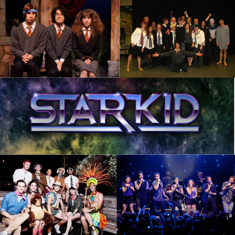 10 Years Of Being Totally Awesome Starkid Very Potter Musical Team Starkid