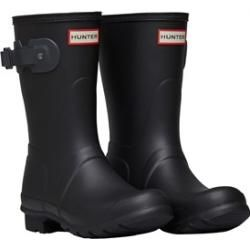 Photo of Hunter Damen Original Short Gummistiefel Schwarz Hunter