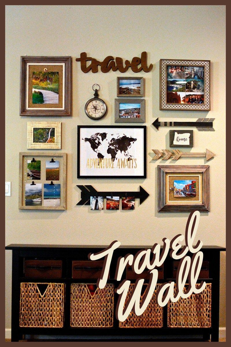 Travel Wall Travel Wall Decor Travel Room Decor Travel Themed Room