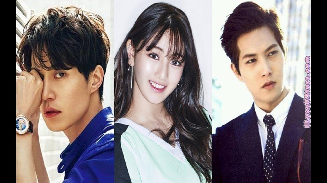 8 Korean Celebrities Who Are Often Mistaken As Foreigners Korean Celebrities Celebrities Korean Drama