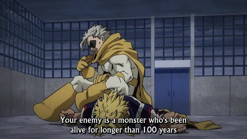 Boku No Hero Academia All Might Rising The Animation Episode 1