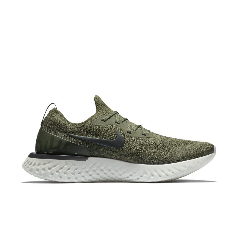 the latest 802f2 2dd77 Nike Epic React Flyknit Men's Running Shoe - Khaki | Products in ...