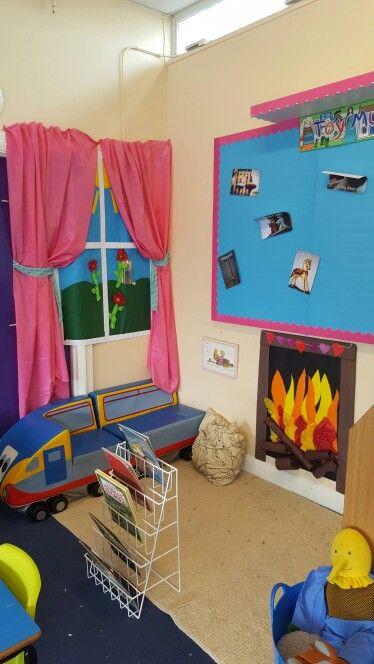 Ks1 Reading Corner Area Reading Corner Toddler Bed Bed