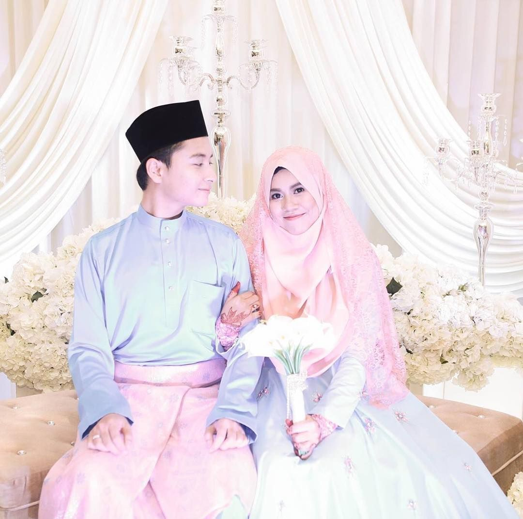 Pin de ImmaRahim en Hijab wedding | Pinterest