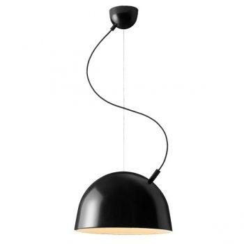 Manufacturer Muuto Design Broberg Ridderstrale Modern Pendant Lamps Pendant Lamp Black Pendant Lamp
