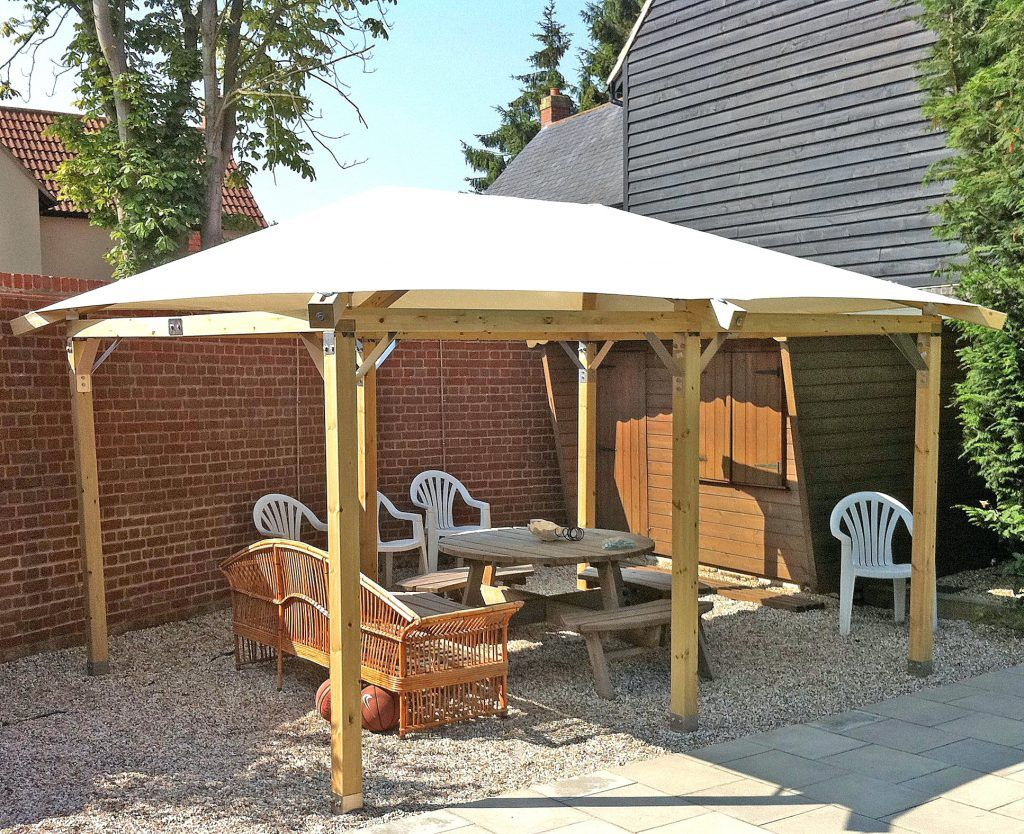 Patio Ideas Best Outdoor Permanent Gazebo Permanent Gazebo Canopy