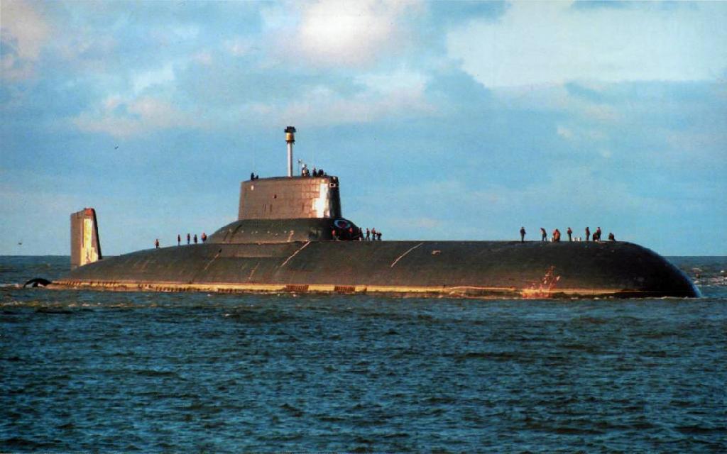 актеры фото подводные лодки класса тайфун северсталь какая