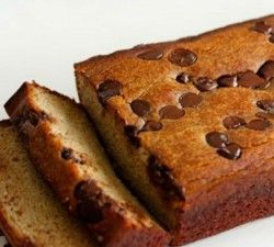This Paleo recipe for banana bread is a high protein gluten free treat that is quick and easy to mak...