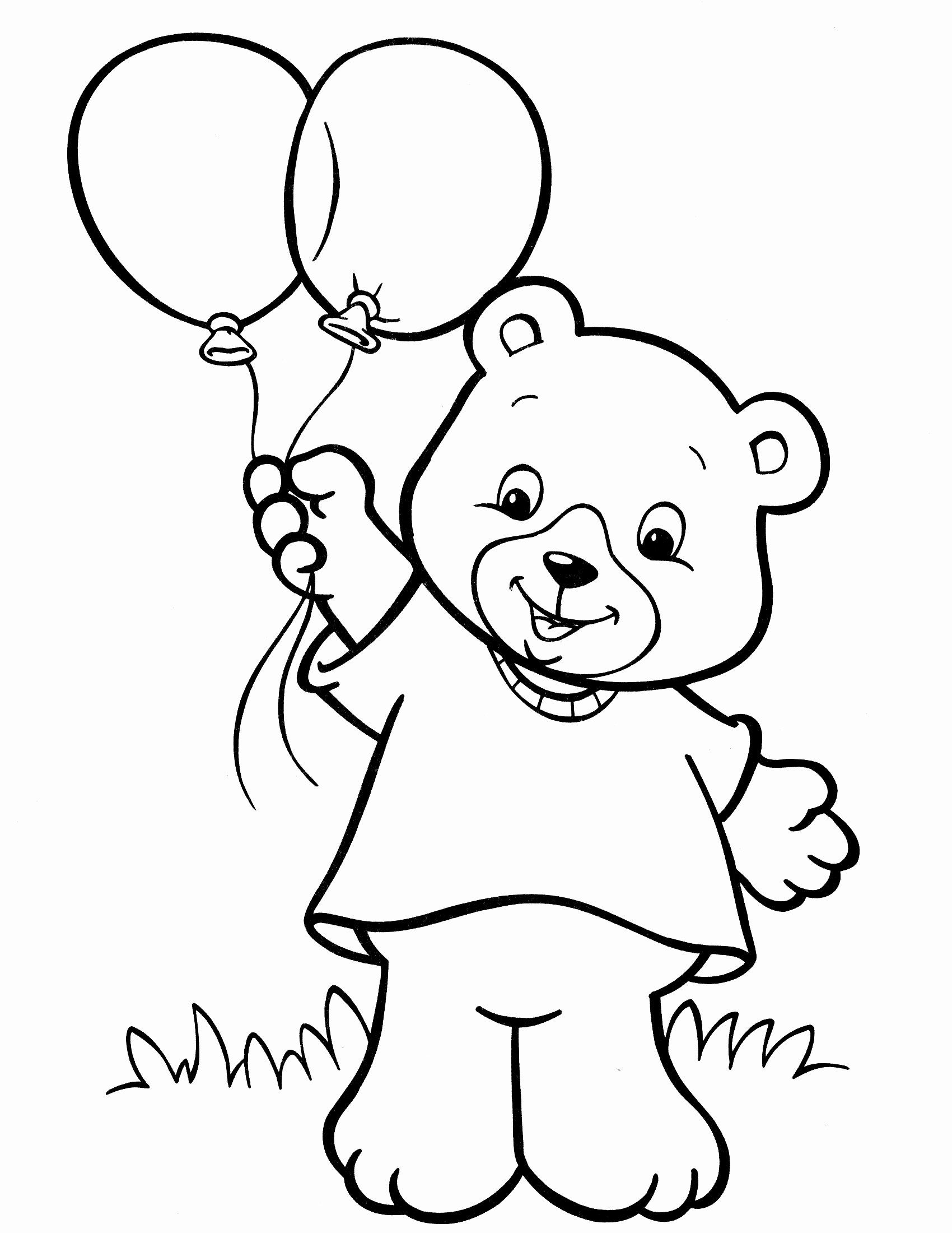 Easter Coloring Pages For 2 Year Olds Design