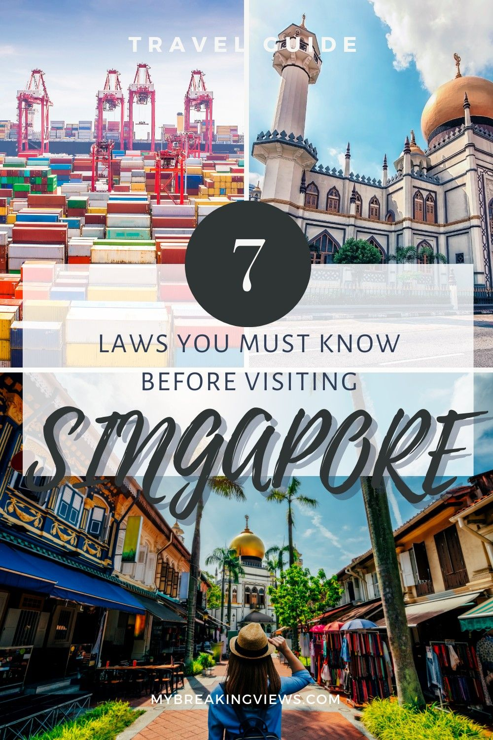 7 laws you must know before visiting singapore in 2020