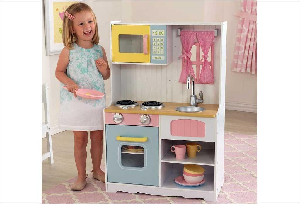Cuisine Enfant Pastel Kidkraft
