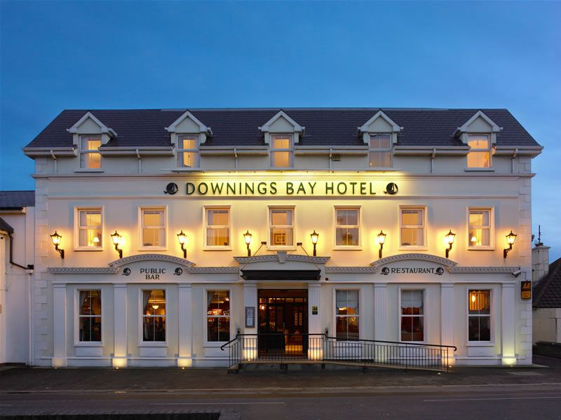 Downings Bay Hotel Is A Perfect Wedding Venue In Letterkenny Donegal Ulster Ireland
