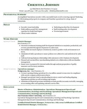 Impactful Professional Customer Service Resume Examples