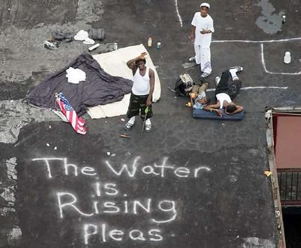Tragedy in Pictures | Hurricane katrina and History