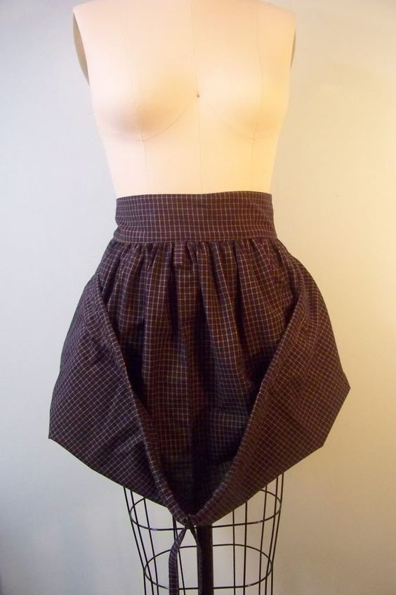another look at a harvest apron: | Aprons | Pinterest | Kleidung und ...