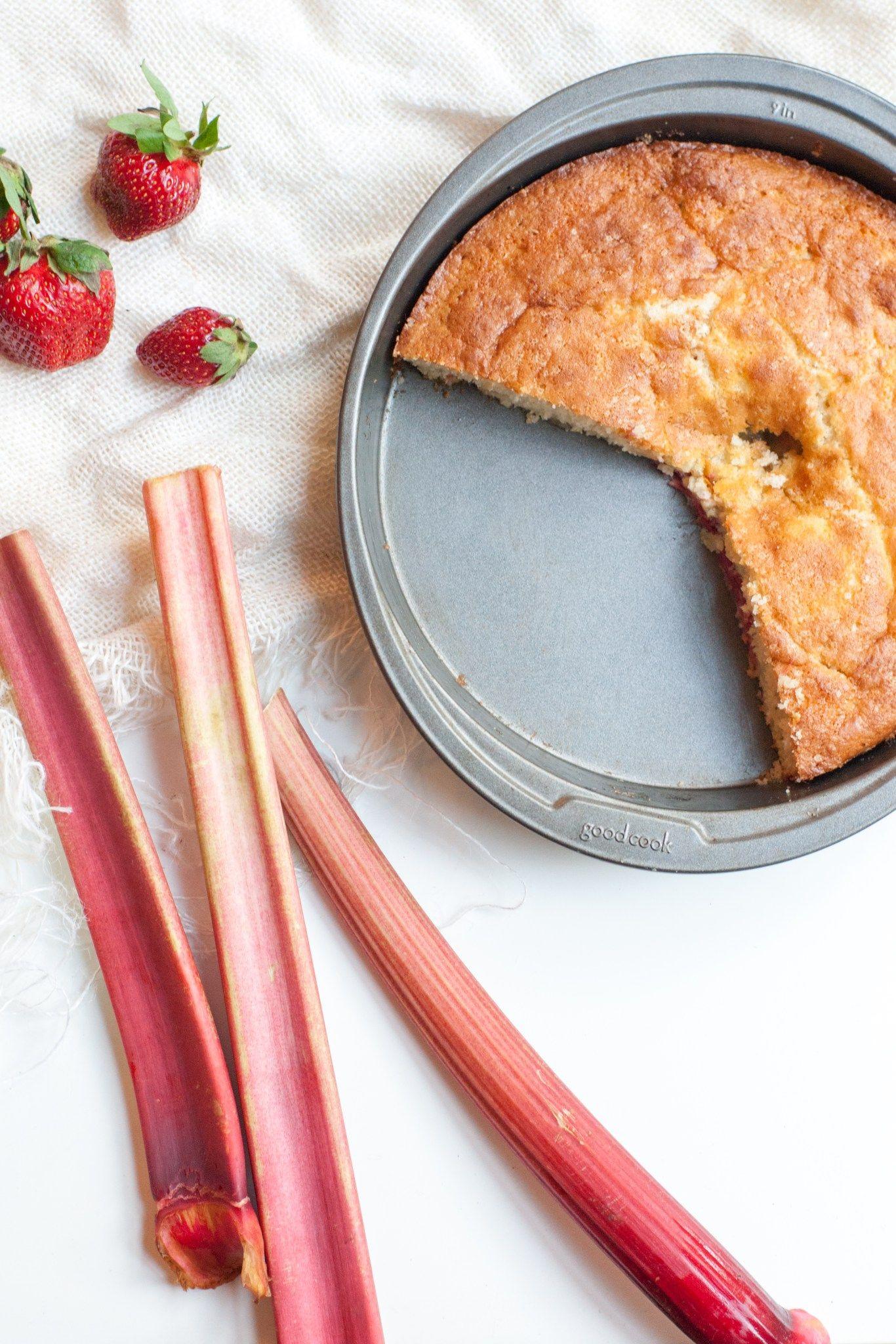 Pin On Rhubarb Desserts