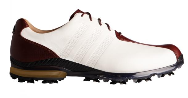 the latest b8de7 cba30 Zapatos de golf Adidas Adipure TP. Zapatos de golf Adidas Adipure creados  con un diseño moderno para los jugadores de golf más competitivos, ...