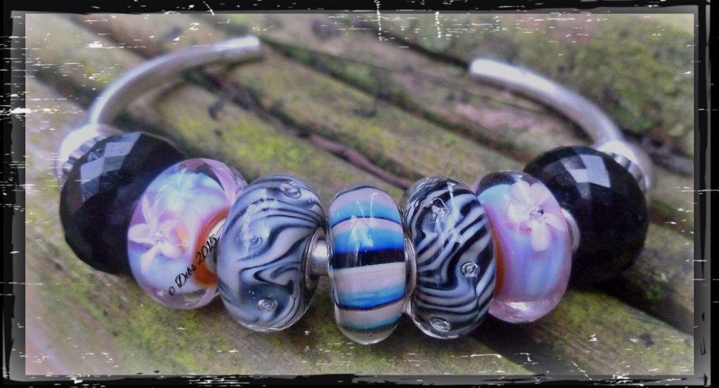 New sea anenome and neptune's promise bangle. Pandora