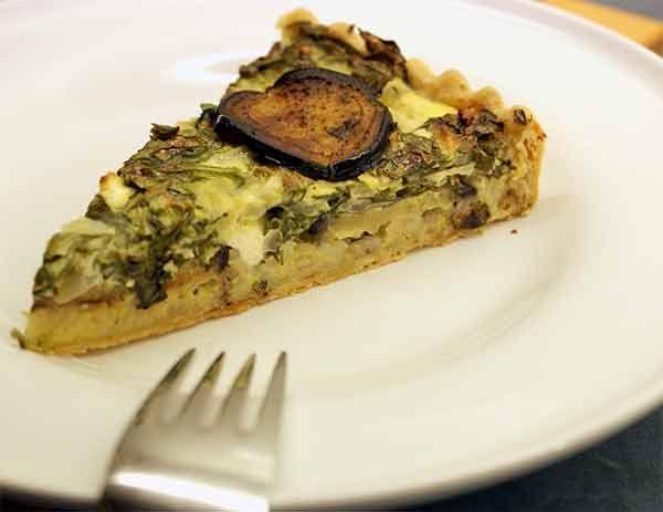 Recept: Griekse picknick taart