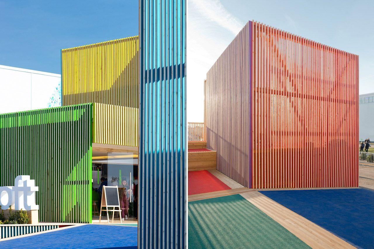 Photo of Microsoft Pavilion