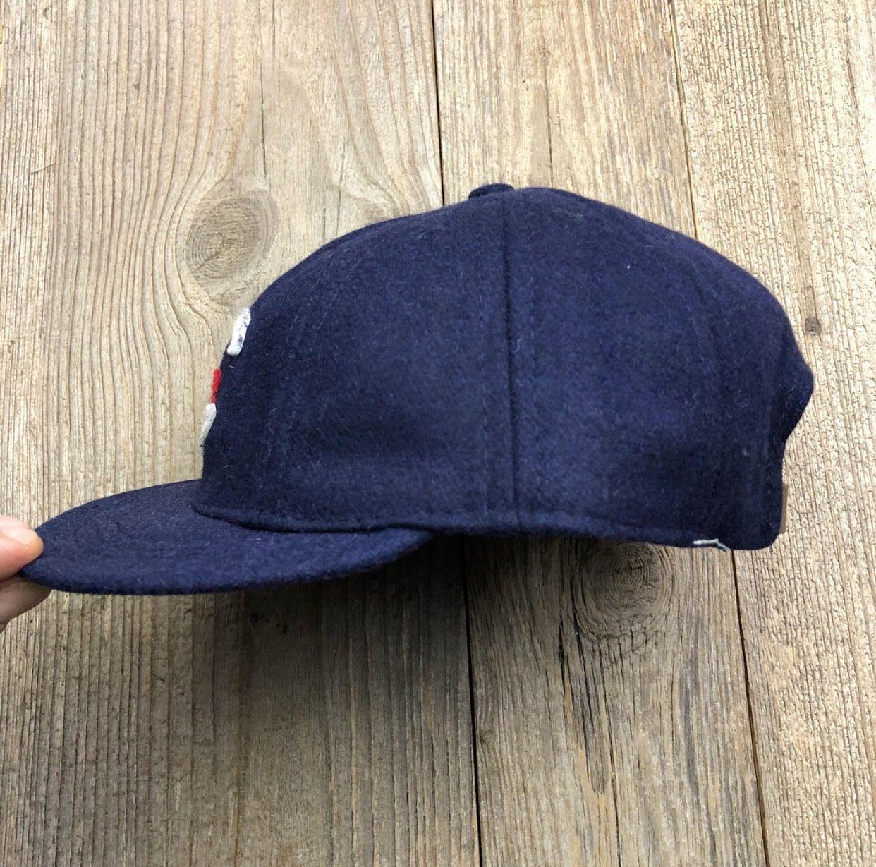 ca87e3ed1 Chicago Whales 1915 Vintage 8-Panel Ballcap | Vintage Ball Cap | Baseball  cap, Brooks england, Cap