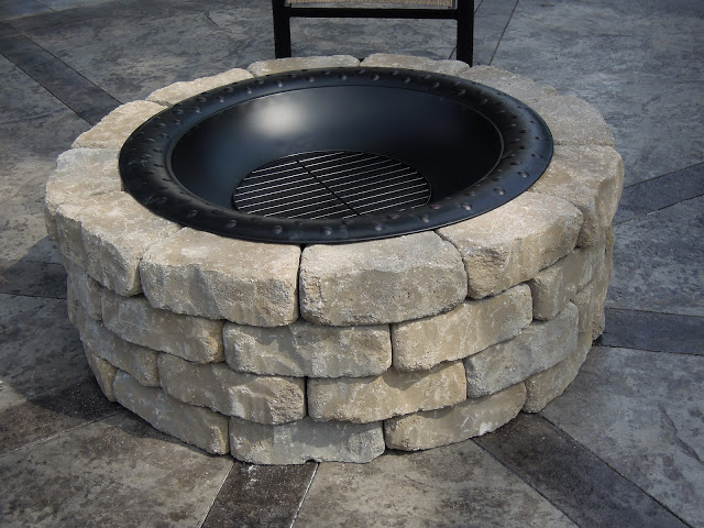 Photo of How to Build a Fire Pit on Concrete -DIY Design