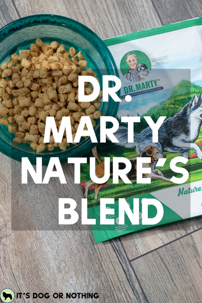 FreezeDried Raw Dog Food from Dr. Marty Dog food