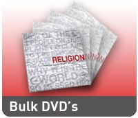 """The Evidence Says """"Religion"""" Isn't Working. This new 17-minute film, Religion the Movie, with David Nassar (often misspelled David Nasser), will inspire!"""