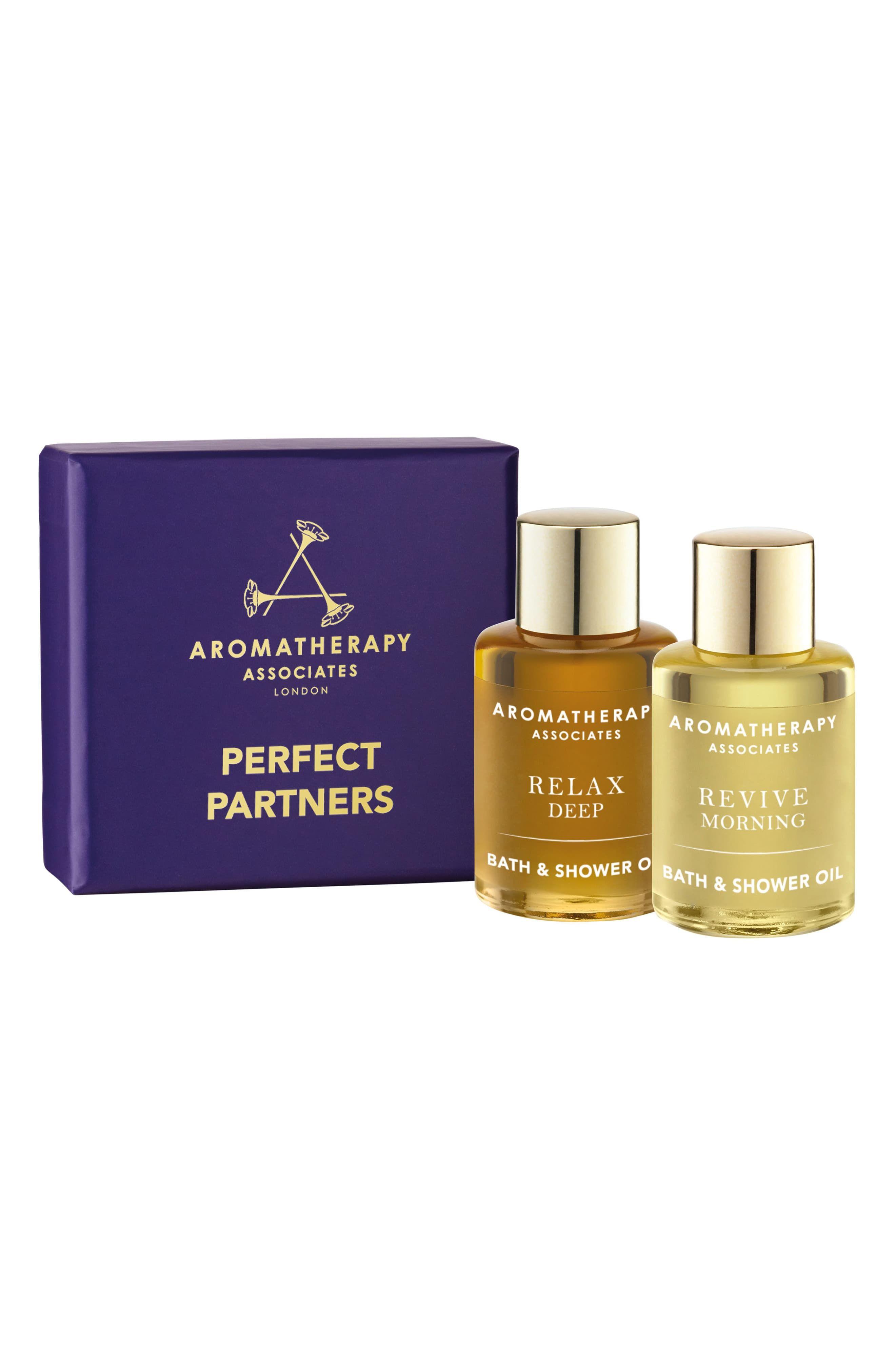 Aromatherapy Associates Perfect Partners Bath & Shower Oil