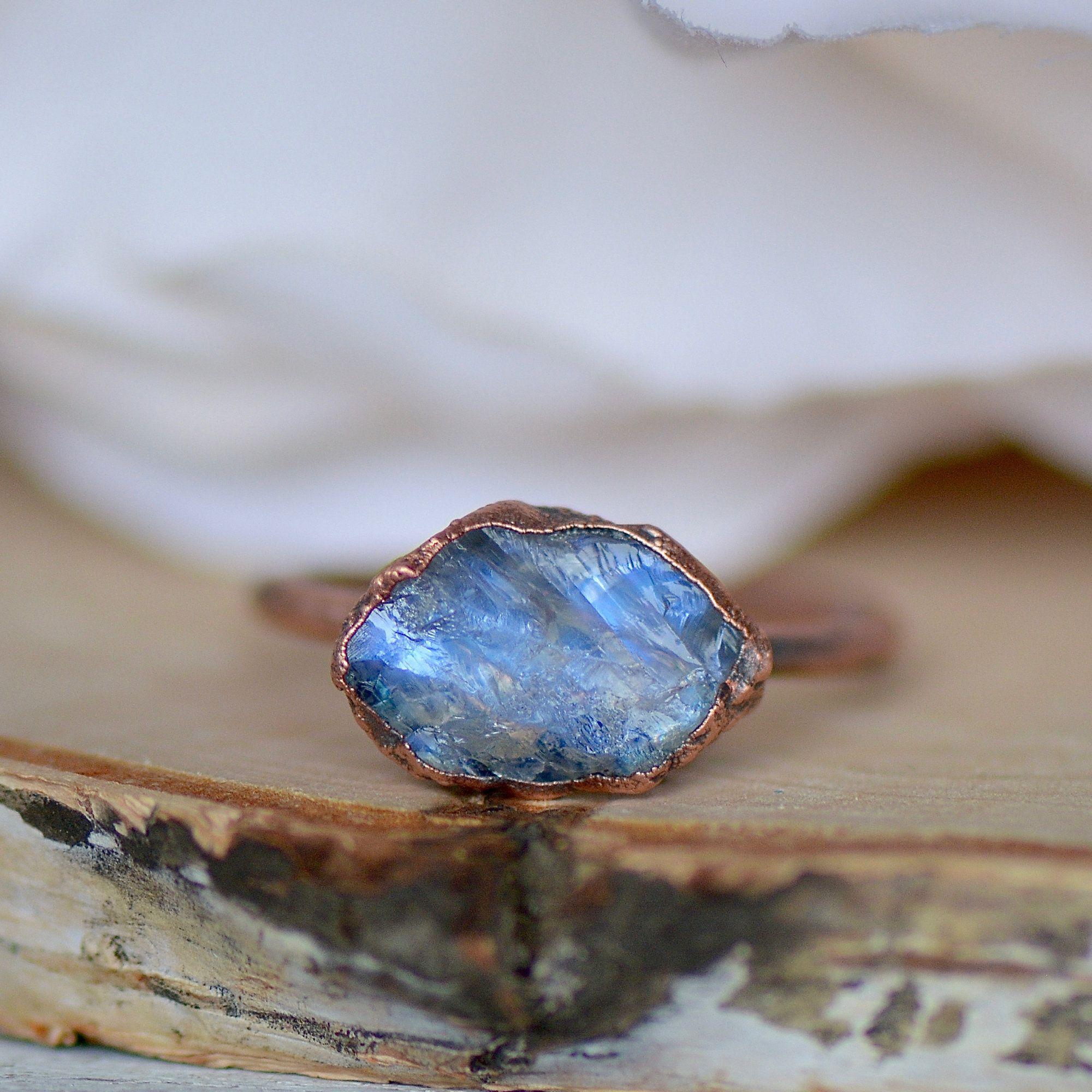 38++ Raw stone wedding rings information