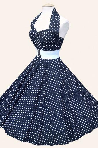 jurken 50 er jaren